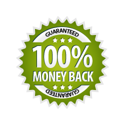 Money Back Guarantee 100%